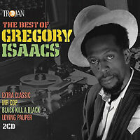 Gregory Isaacs : The Best of Gregory Isaacs CD 2 discs (2017) ***NEW***