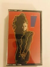 JANET JACKSON Control 1986 CASSETTE New SEALED Michael Jackson Jermaine Rebbie