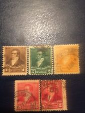 Argentina Stamps 1892-85 USED Rivadavia