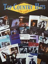 El país más grandes éxitos de 1993 (piano/Vocal/Guitarra Cancionero) De Impresión Como Nuevo