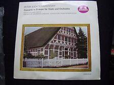 HELIODOR 478 437 Tchaikovsky Violin Concerto etc. Oistrakh / Konwitschny / Saxon