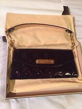Louis Vuitton Amarante Monogram Vernis Sunset Boulevard Bag NIB With Receipt