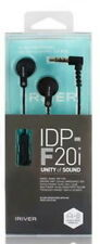 Iriver IDP-F20i In Ear Headphones with Remote & Mic Black