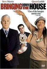 Bringing Down the House (DVD, 2003, Fullscreen movie)Queen Latifah, Steve Martin