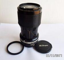 Nikon Zoom-NIKKOR 35-105mm f/3.5-4.5 Ai-S manual focus Macro Zoom   Lens