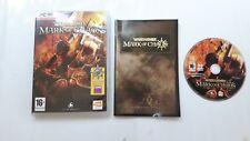 Marca de Caos de Warhammer de juego PC CD DVD Excelente Estado
