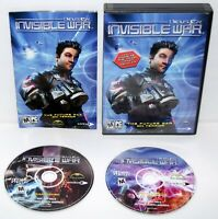 Deus Ex: Invisible War Complete with Manual by Eidos 2003 CD-ROM For PC Windows