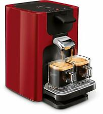 Senseo Quadrante HD7865/80 Cafetera Independiente Máquina de café en cápsulas