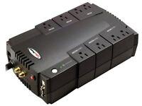 Cyberpower Cp685avr 685va/390w Ups W/ Avr