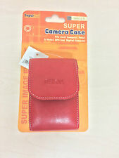Red compact Camera Case with strap photo