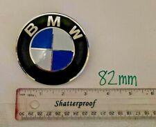 82mm Badge Emblem for BMW Hood or Trunk