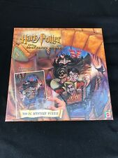 Harry Potter The Sorcerers Stone 300 Piece Mystery Puzzle- NIB