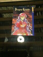 Dragon Knights Tokyopop Volume 4