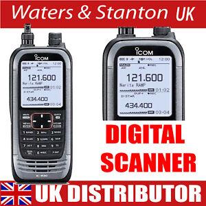 ICOM IC-R30 Digital Capability Scanner
