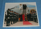 2001 Photo President & First Lady Reagan Exit Air Force One SAM 27000 Fact Sheet