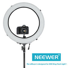 "Neewer 14""/36cm  Photo Video Light Softbox Diffuser for Ring Light Flash Light"