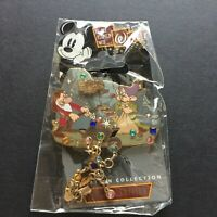 WDW All Started W Walt Animation Snow White Seven Dwarfs LE 250 Disney Pin 47233