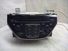 13 2013  Hyundai Genesis Radio Cd Player Mp3 Player 96180-2M117YHG HA21