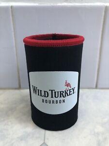 Wild Turkey Bourbon Stubby Holder Can Bottle Cooler