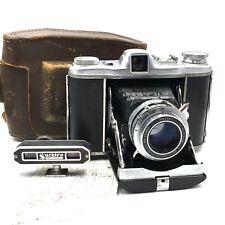 [ Mint ] Cla ' D Fujica six 6 Appareil Photo Avec Télémètre + Rectar 75mm F/3.5!