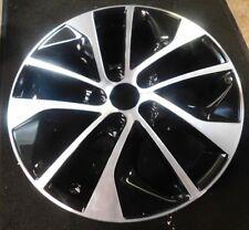 "16"" Honda Civic Wheel Black Machined 2013-2015 OEM Original #42700TR3A92 #64054"