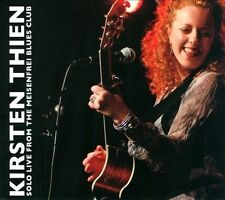 Kirsten Thien, Solo Live from the Meisenfrei Blues Club, New