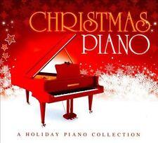 Starlite Piano : Christmas Piano CD