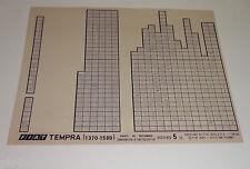 Microfich Catalogo parti di ricambio Fiat Tempra (1370 - 1580) 60331859