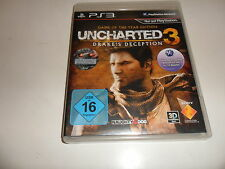 PlayStation 3 Uncharted 3-Drake 's decepción (game of the Year)