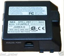 NEC APR-L UNIT DT300 APR Adapter Analog Port Adapter with Ringer   680600  NEW