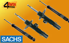 4X SACHS Shock Absorbers SET BMW X3 E83 dampers kit Front + REAR High Quality