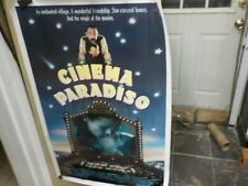 Cinema Paradiso Original Movie Poster Rolled 27X41 1990