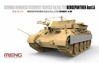 Meng-Model SS-015 - 1:35 German Armored Recovery Vehicle Sd.Kfz. 179 Bergpanther