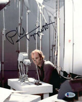 PHIL TIPPETT SIGNED AUTOGRAPHED 8x10 PHOTO ILM AT-AT STAR WARS BECKETT BAS
