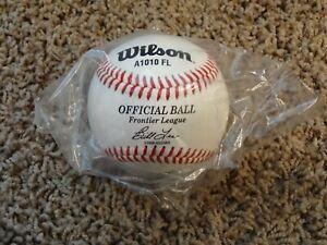 Wilson Official FRONTIER LEAGUE Baseball~BRAND NEW BALL