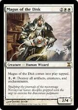 MAGUS OF THE DISK Time Spiral MTG White Creature — Human Wizard RARE