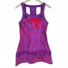Alo Yoga Racerback Tank Top Size Large Womens Active Athletic Wear Shirt