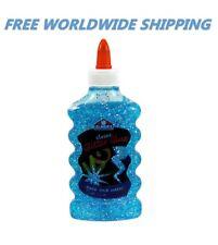 Elmer's Classic Color Glitter Glue Blue 6 Fl Oz FREE WORLDWIDE SHIPPING