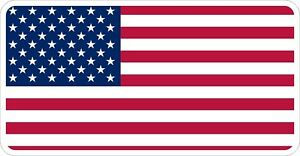 American Flag United States Stars and Stripes Flag Decal / Sticker
