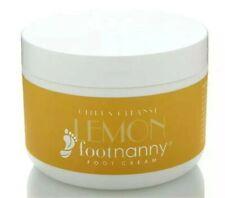 Footnanny Lemon Foot Cream 8oz Foot Nanny Citrus Cleanse B4