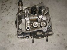 2004 Bombardier CAN AM Outlander 400 engine head assembly valves top end