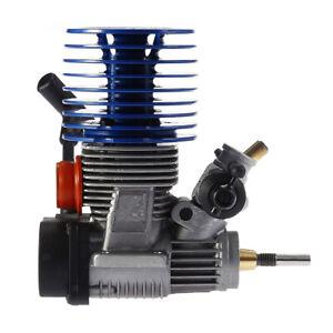 Sh-21 Rc Model Engines 3.48cc Blue Nitro Engine for Hsp, Redcat,  , Hobao