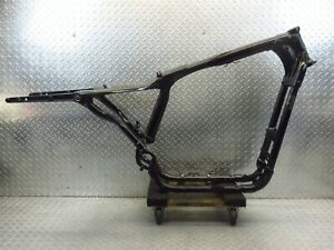 2005 04-06 Harley Sportster 1200 XL1200 Custom Frame Chassis Straight BOS ACQ