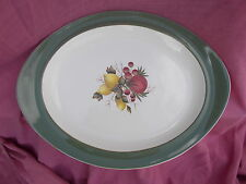 Wedgwood COVENT GARDEN  Oval Meat Dish 13 x 10 inches