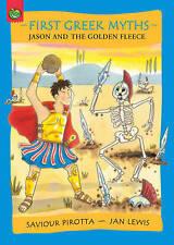 Jason and the Golden Fleece (First Greek Myths) by Pirotta, Saviour