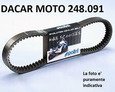248.091 CINGHIA VARIATORE POLINI HONDA PCX 150 dal 2012->