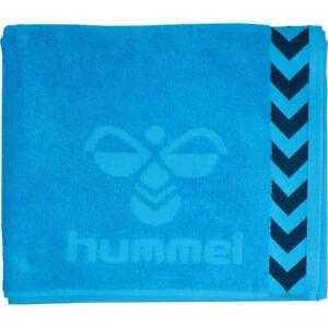 hummel Large Towel   Großes Badehandtuch    Limitierte Auflage   Türkis   NEU