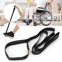 Leg Lifter Strap W/Foot Strip Mobility Aids Disability Elderly Thigh Elderly New
