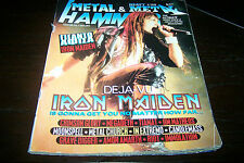 METAL HAMMER MAGAZINE 9/1999 IRON MAIDEN CRIMSON GLORY TIAMAT IN EXTREMO