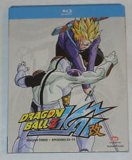 Dragon Ball Z Kai: Season Three 3 Complete - Blu-ray Box Set - NEW & SEALED